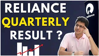 Reliance quarterly results   Reliance results #shorts #youtubeshorts
