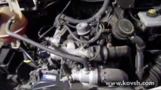Тиск підкачки ТНВД на Ford Transit 2.5 D