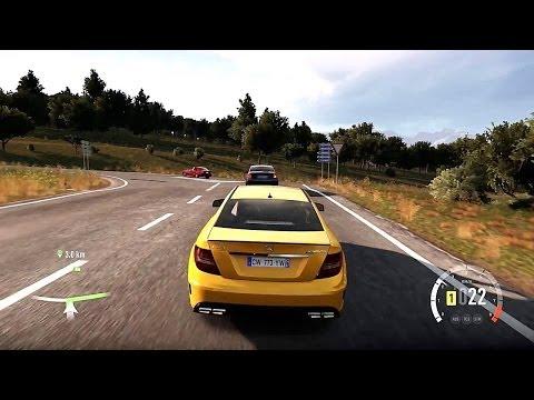 Forza Horizon 2 Mercedes-Benz C63 AMG...