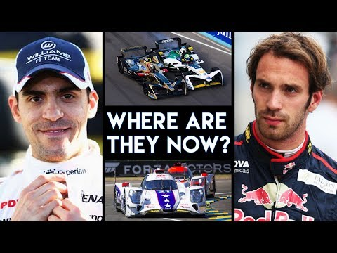 Formula 1 Rejects - Where Are They Now?