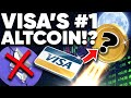 Visa Has A Favorite Altcoin! It's Not Ethereum!! It's This Coin!!!