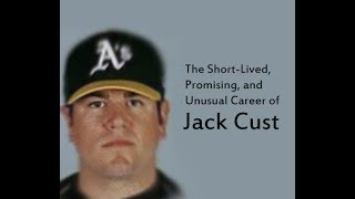 The Short-Lived, Promising, and Unusual Career of Jack Cust