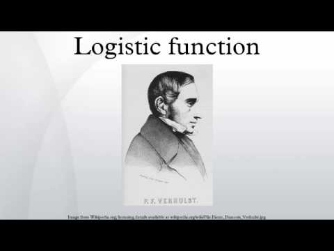 Logistic function