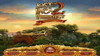 Lost Inca Prophecy 2   The Hollow Island parte 1  (PC GAME)