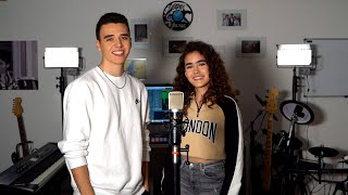 Gambar cover Justin Bieber - Intentions feat. Quavo (BROTHER AND SISTER COVER)
