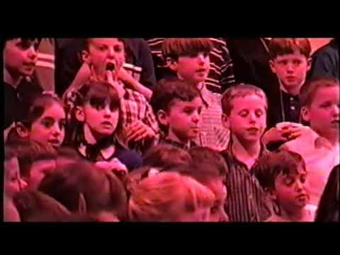 1999 Plymouth Kirby school music program