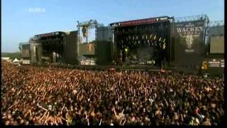 Helloween - March of Time ( Wacken Open Air 2011) (HD)