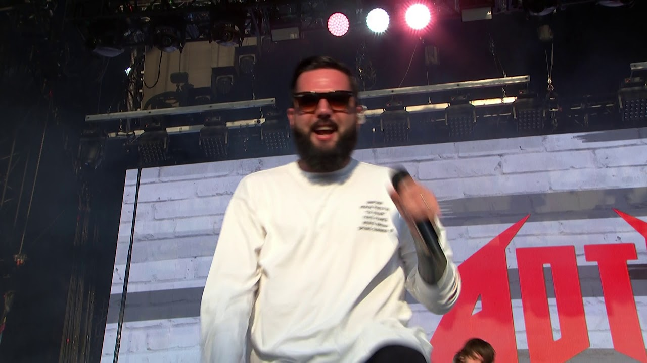 A Day To Remember - Reading Festival 2019 (Full Set)