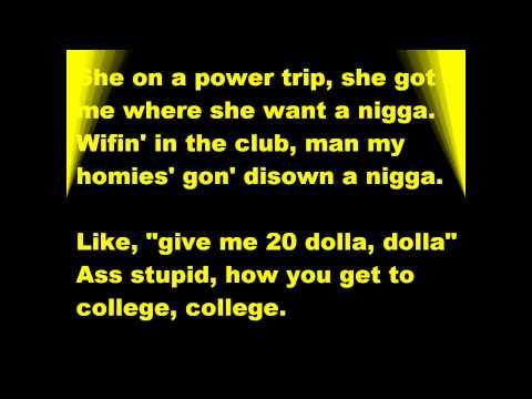 J.Cole ft. Miguel- Power Trip Lyrics