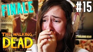 FINALE, CHE EMOZIONE | THE WALKING DEAD: THE FINAL SEASON #15 (FINALE)