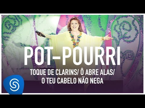 Beth Carvalho - Toque De Clarins/Ô Abre Alas/O Teu Cabelo Não Nega (DVD Ao Vivo No Parque Madureira)
