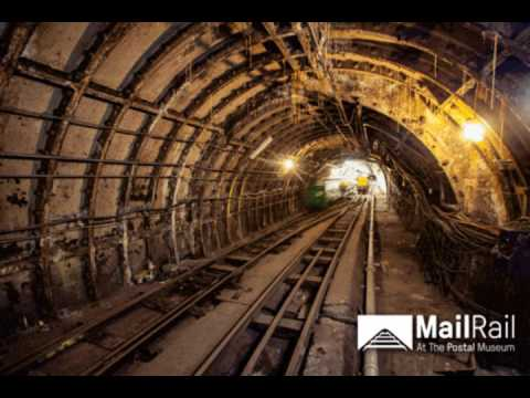 The Postal Museum & Mail Rail Opening 28 July