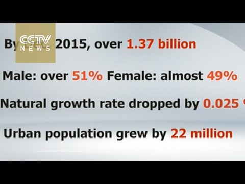 China Population Day: Statistics for the world's most populous country
