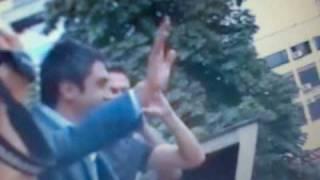 مراد علم دار يبكي امام اكثر من 000 1000 شخص في المانية
