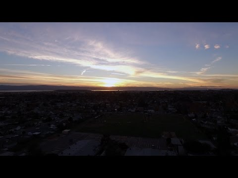 Fremont by Drone