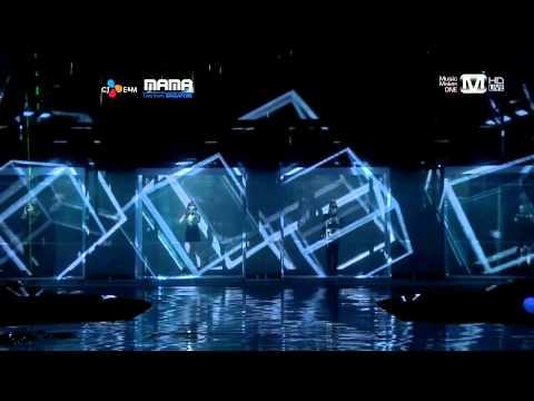 111129_2NE1_ 2011 Mnet Asian Music Awards_Lonely