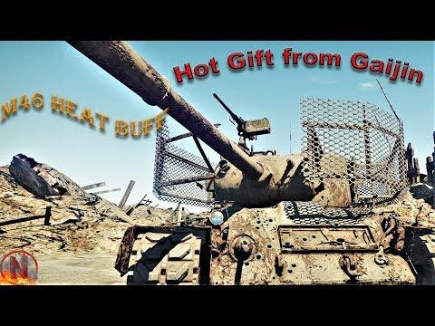 War Thunder    M46 - A hot gift from Gaijin
