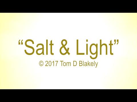 Salt & Light (New Gospel Song)