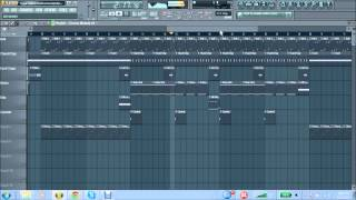 Tyga -Faded - Instrumental Remake - BEST FL STUDIO REMAKE ON YT - with .flp.