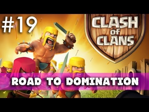 Clash Of Clans - Road To Domination: Some Insane Build Scheduling
