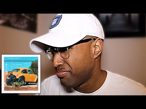 Calvin Harris - Rollin Feat. Future & Khalid (Reaction)