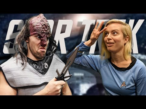 STAGE 5 KLINGON – Star Trek Bridge Crew Gameplay Part 4