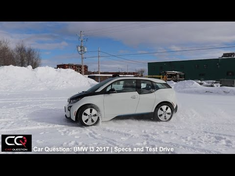 2017-2018 BMW I3 with REX   Specs and Test Drive   The MOST complete review Part 3/7