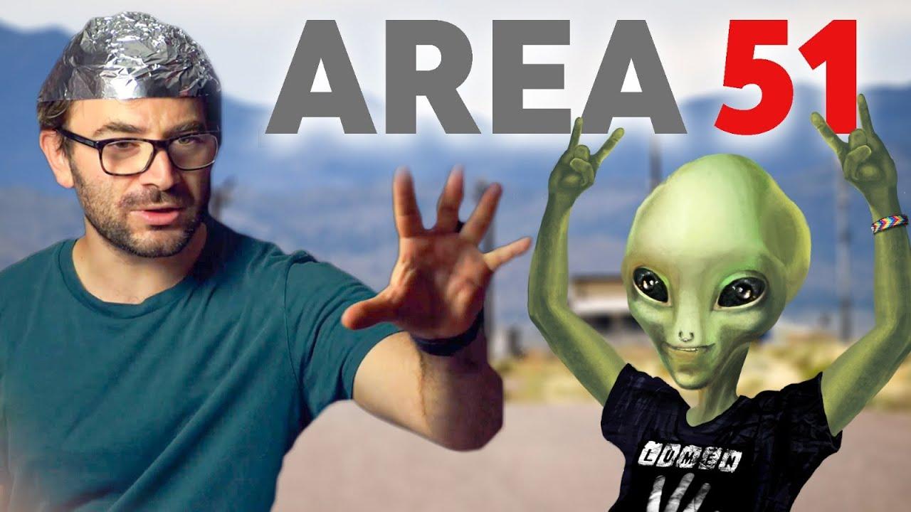 Adevarul Despre AREA 51