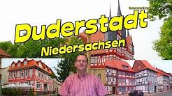 #Duderstadt-Fachwerkstadt im Untereichsfeld *Sehenswürdigkeiten & Stadtrundgang *Doku