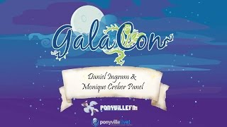 GalaCon 2015 - Daniel Ingram & Monique Creber Panel