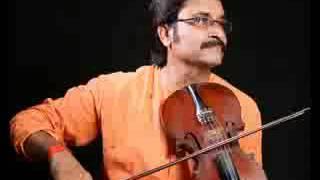 dr santosh nahar-violin-RAAG NAT BHAIRAV EKTAAL