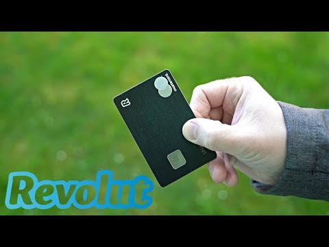 Revolut and the Metal card - The Best Alternative to Banks! - YouTube