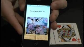 "Free iPhone Magic Trick App - ""Magic-Box"""