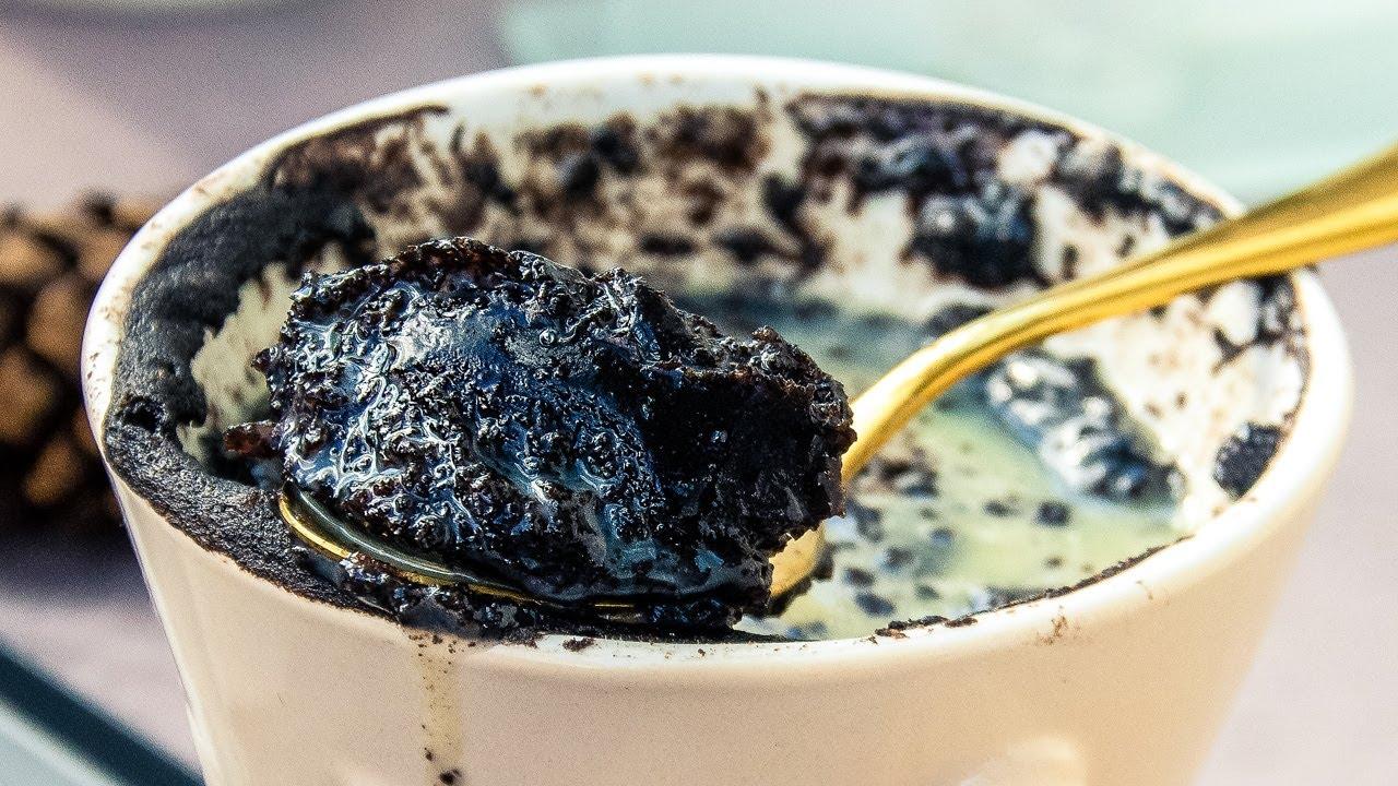 Oreo Mug Cake Recipe - Easy Microwave Mug Cake with Oreo ...