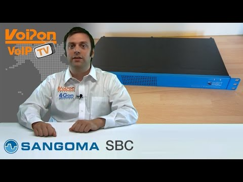 Sangoma Session Border Controllers Video Review / Unboxing