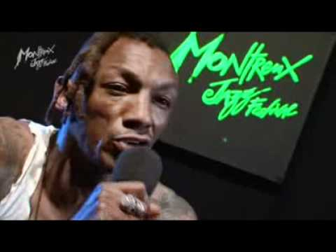 Tricky Interview @ Montreux Jazz Festival 2010