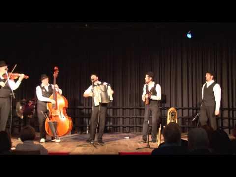 Yidl mitn Fidl - Klezmer Quartett Heidelberg - Zug der Erinnerung - Haßloch 2012