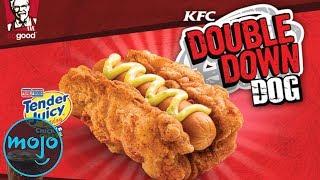 Baixar Top 10 Outrageous KFC Food Items