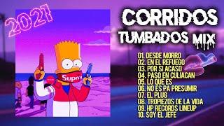 Mix Justin Morales, Natanael Cano, Tony Loya, Fuerza Regida, Junior H, HP ⭐ CORRIDOS TUMBADOS 2021
