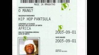 Download Hip Hop Pantsula - On My Own (remix) MP3 song and Music Video