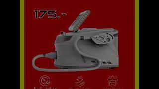 SL PRO аппарат лазерной эпиляции Обзор