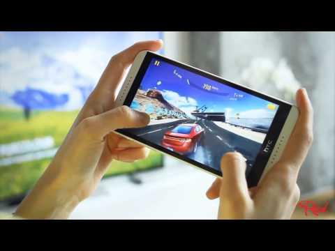 Farklı bir multimedya deneyimi HTC Desire 816