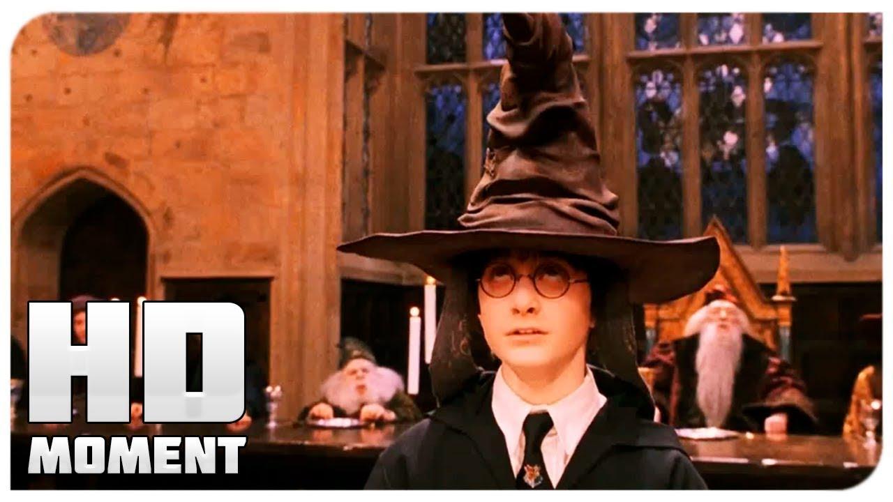 Распределяющая шляпа - Гарри Поттер и философский камень ...