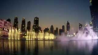 Dubai Fountain - Sama Dubai