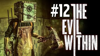 The Evil Within - Эпизод 7- 8 - Нереал (БОСС BOXHEAD) #12