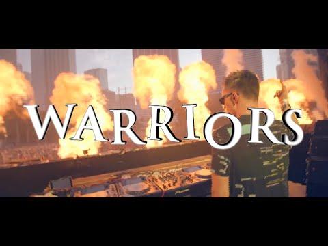 Nicky Romero vs. Volt & State - Warriors (Official Lyric Video)