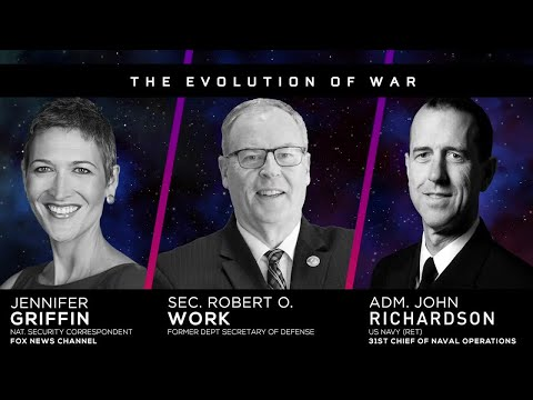 The Evolution of War - Time Machine 2019