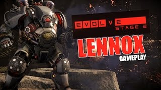 EVOLVE STAGE 2 - LENNOX THE OVERPOW...