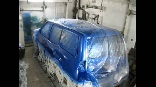 видео Авто до и после ремонта