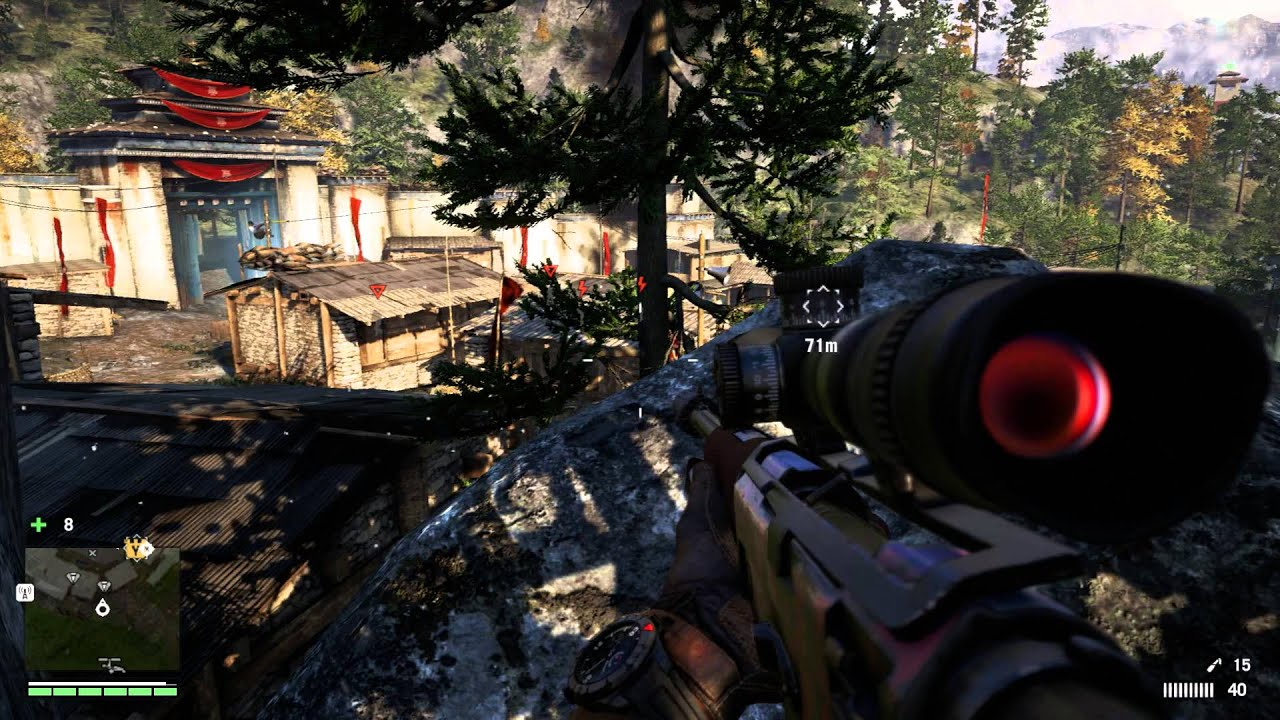 Far Cry 4: Yuma's Fortress Undetected Solo